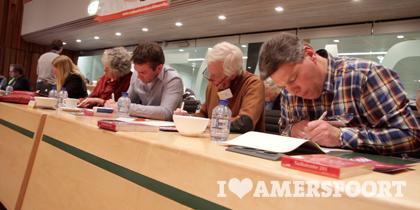 ILA: Groot Amersfoorts Dictee