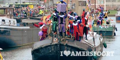 ILA: Sinterklaas in Amersfoort